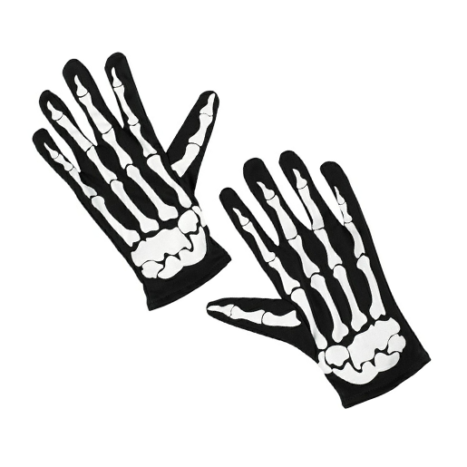 Image of Skull Gloves