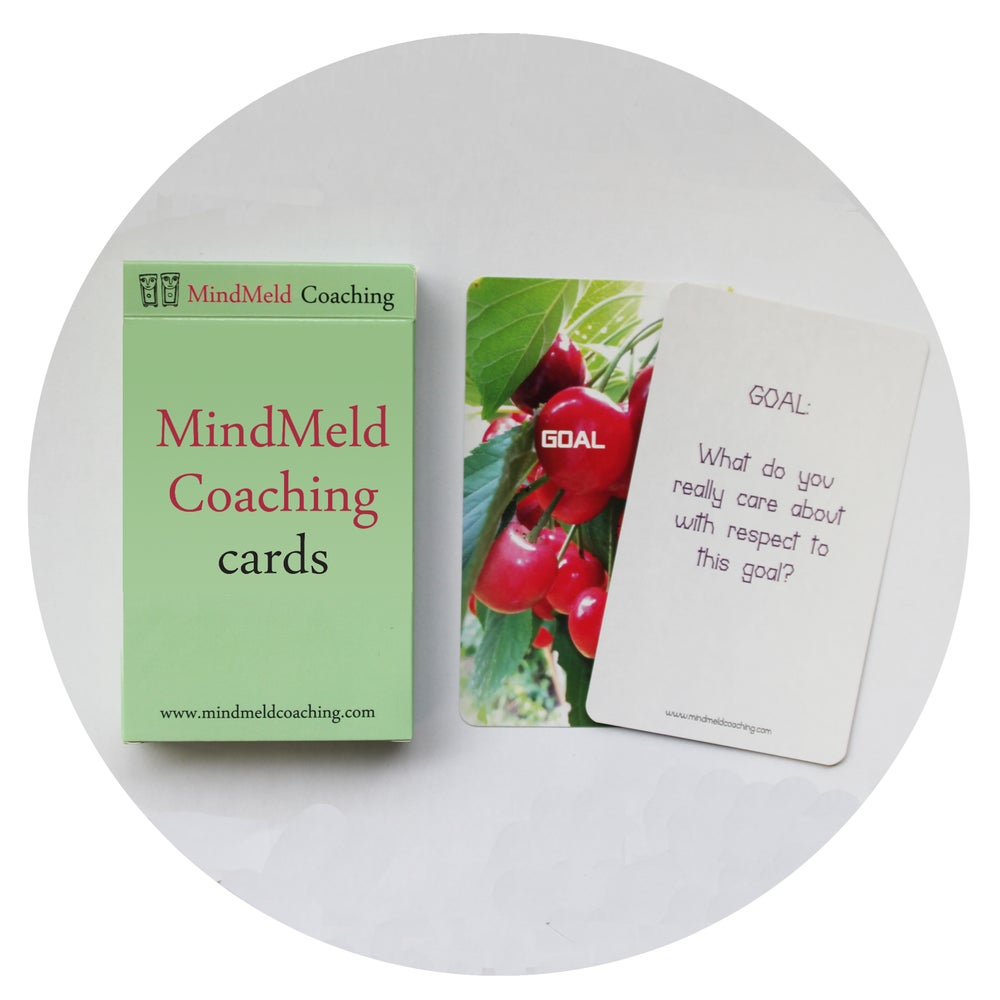 Image of MindMeld Coaching Cards