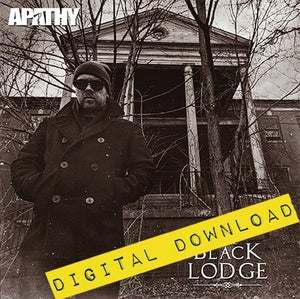 Image of [Digital Download] Apathy - The Black Lodge - DGZ-035