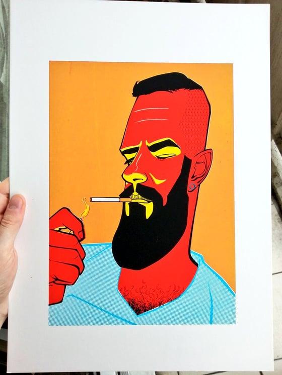 Image of Print: Fag