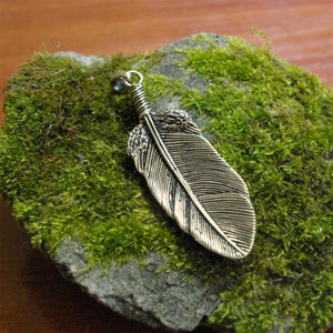 Image of Raven Feather