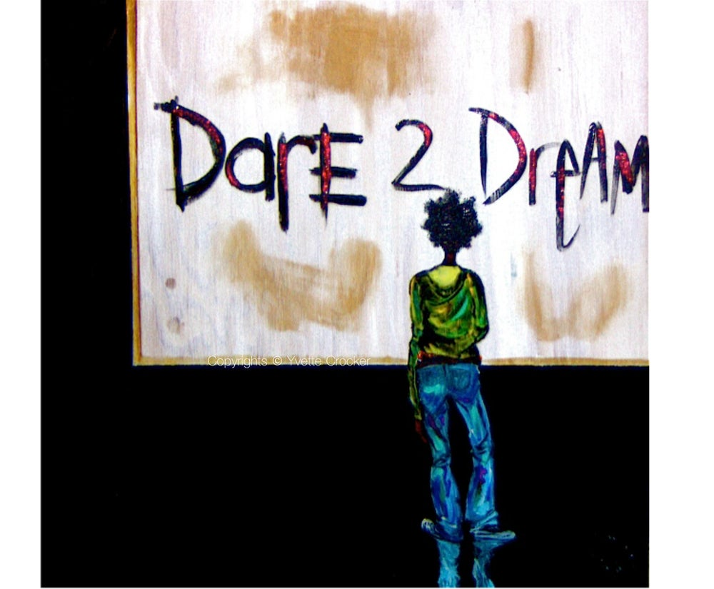 Image of DARE 2 DREAM