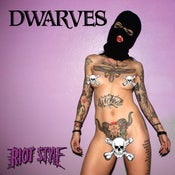 "Image of The Dwarves - Radio Free Dwarves 12"" LP w/ Etched B-Side (Limited Edition!)"
