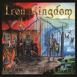 Image of CD - 'Gates of Eternity' ALBUM (2013)