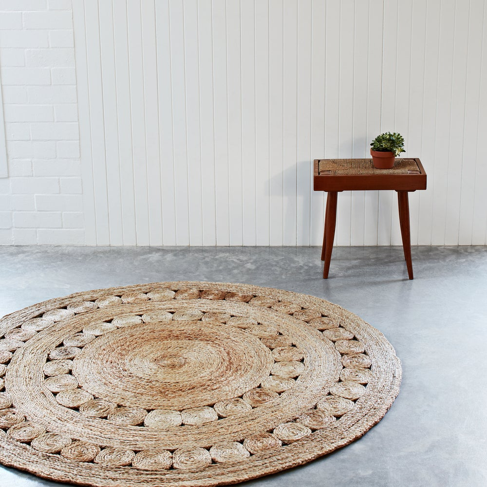 Image of Dandelion Rug | Natural