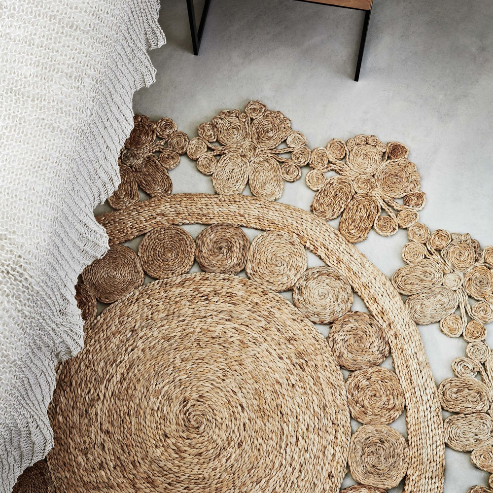 Image of Marigold Rug | Natural