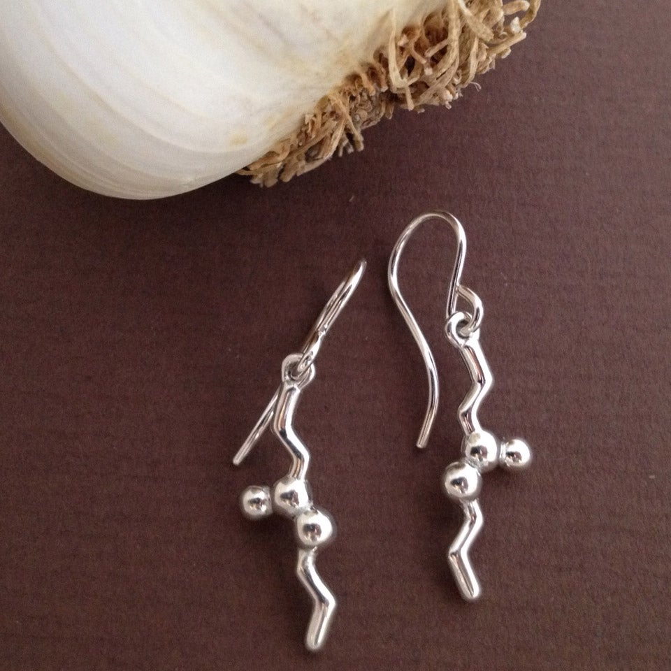 Made With Molecules Molecule Earrings
