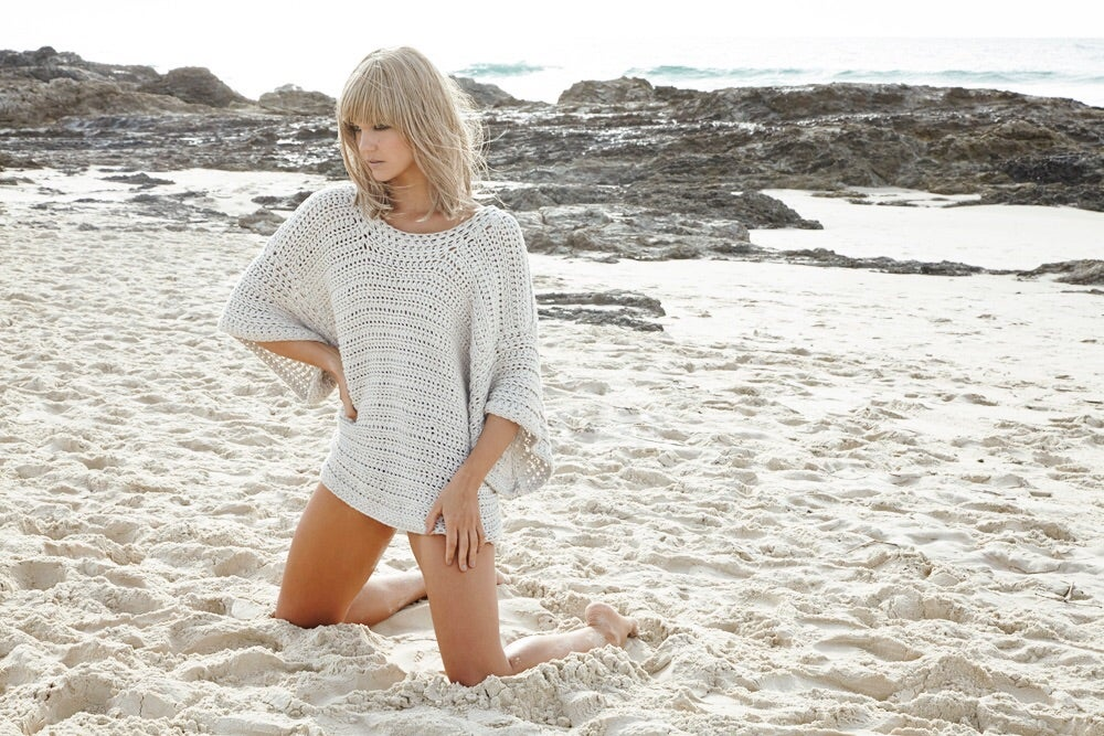 Image of ZIGGY SS SLOUCH JUMPER