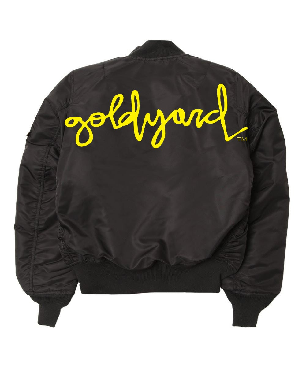 "Image of Goldyard Logo ""Dugout"" Jacket"