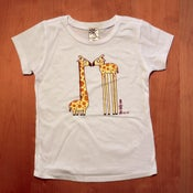 Image of Eye to Eye Giraffes Toddler T-Shirt
