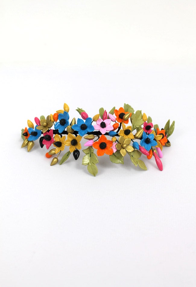 Image of FLOWERS HEADBAND 4