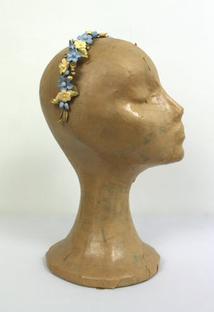 Image of FLOWERS HEADBAND 6