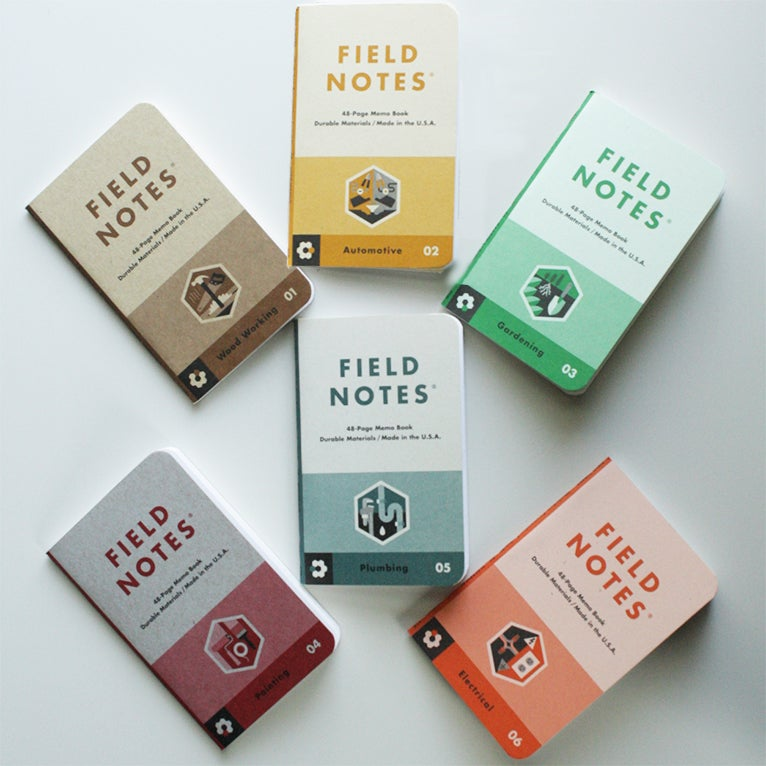 Image of Field Notes - Workshop Companion