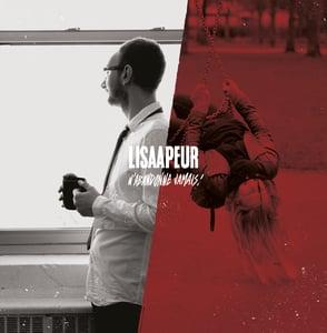 """Image of LP """"N'abandonne jamais"""""""