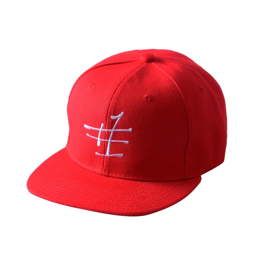Image of NUN BETTER #1 SnapBack (Red)