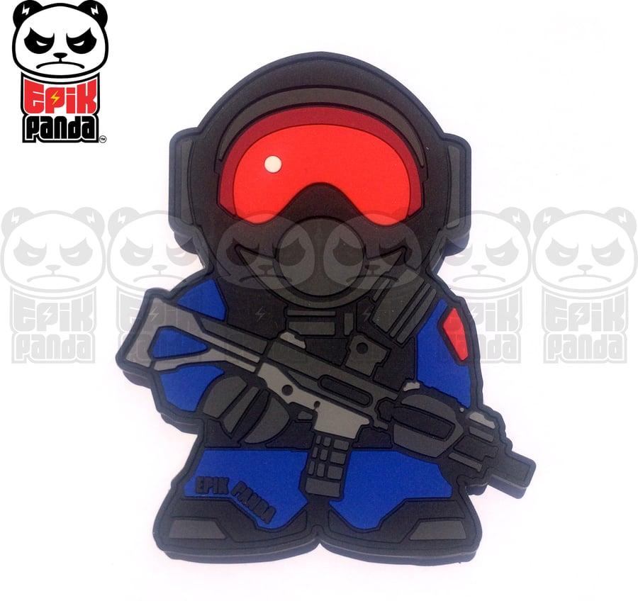 Image of SAZ (Battlefield Panda)