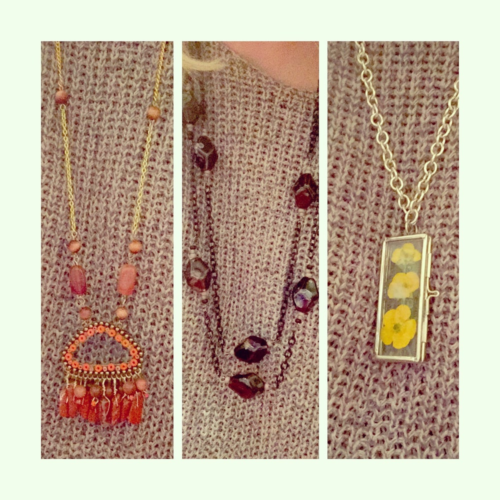 """Image of """"•statement necklaces•"""""""
