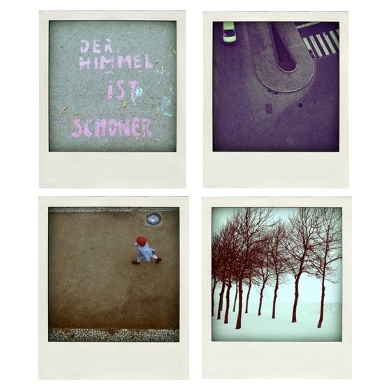 Image of Polaroid Cards CAUGHT MY EYE