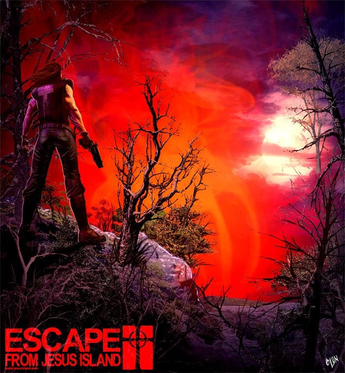 Image of Escape From Jesus Island comic book, Episode #3