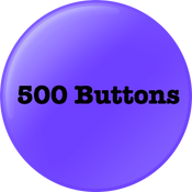 Image of 500 Custom Buttons