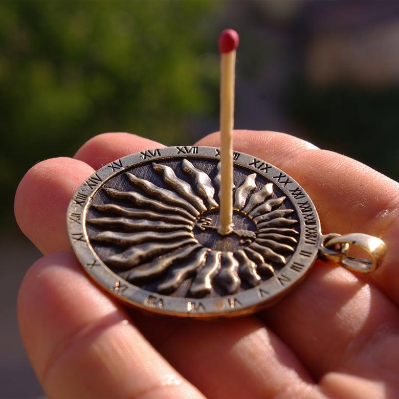 Image of SUN WATCH - Handmade