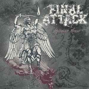 Image of FINAL ATTACK - Legitimate Threat CD (FNR001)