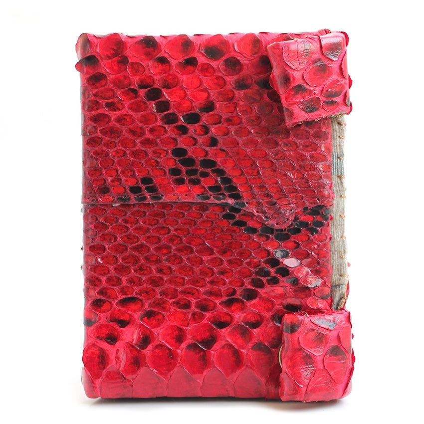 Image of Alakowe Python-skin Notebook