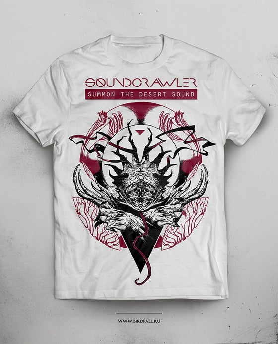 "Image of ""Summon the Desert Sound"" T-Shirt"