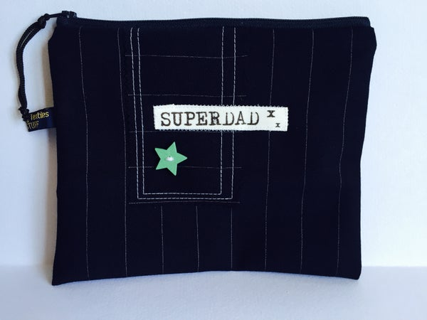 Image of SUPERDAD Man's pouch