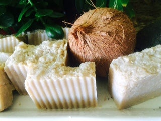 Image of Caribbean Coconut Beaver Cleaner Body Bar Soap