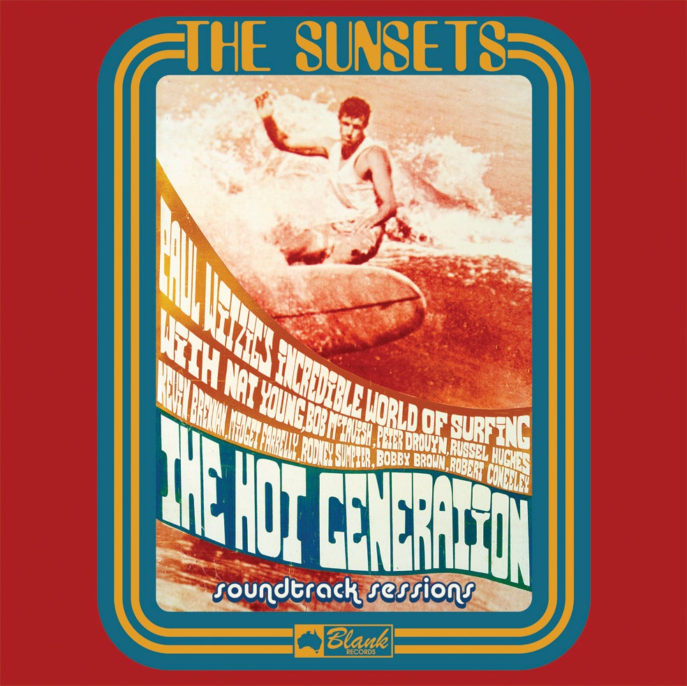 Image of The Hot Generation Soundtrack Sessions