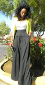 Image of NUBIAN WIDE LEG PANTS