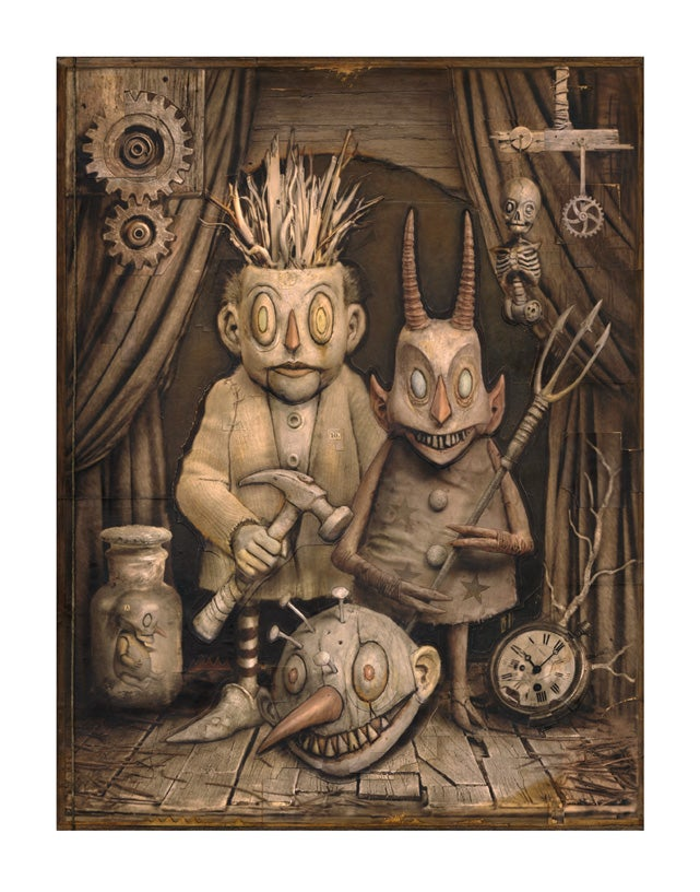 "Image of ""Diablerie"" Limited Edition print"
