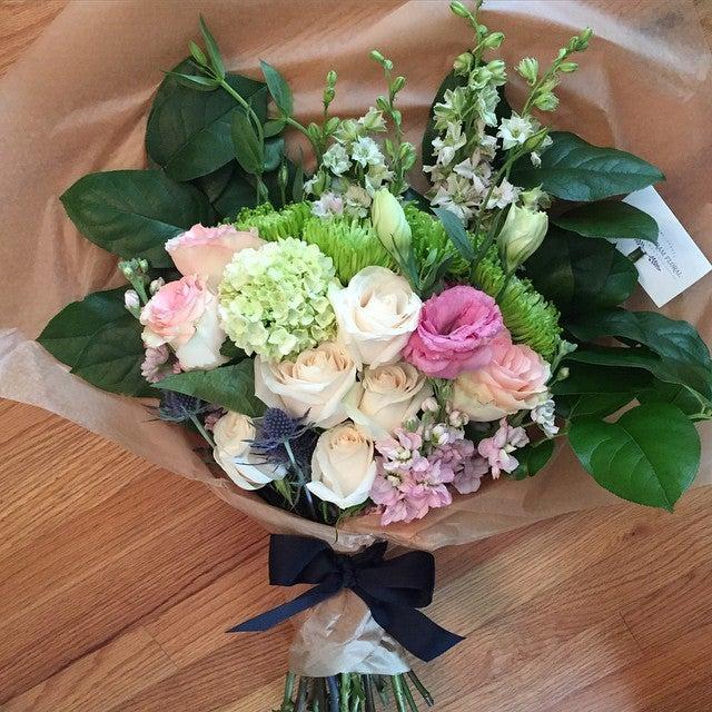 Image of Hand Tied Bouquet