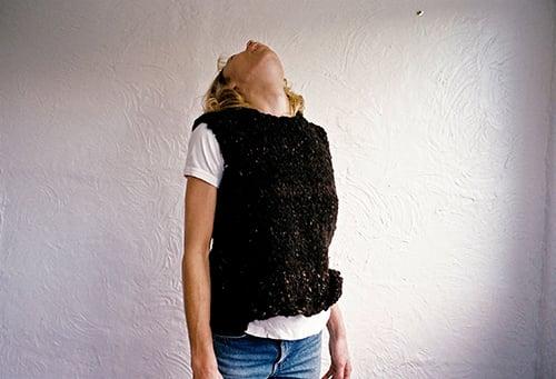 Image of Handspun Vest 3