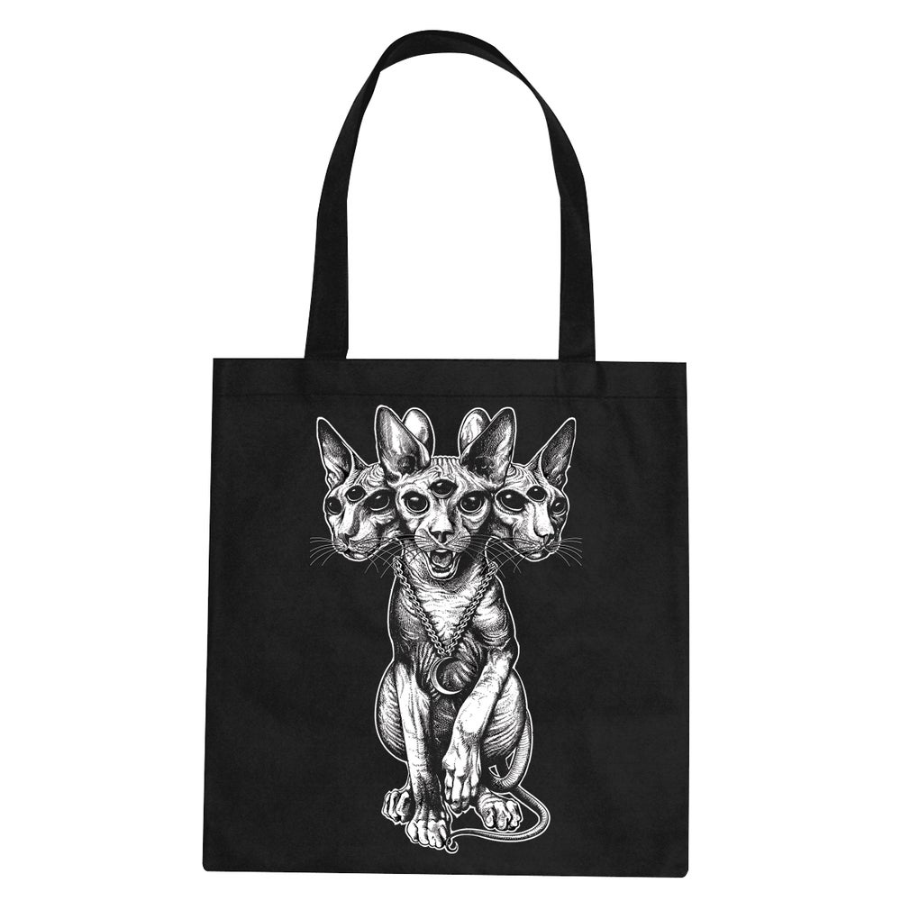 Image of SPHYNX - TOTE BAG