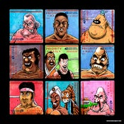 Image of Punchout! Digital Print