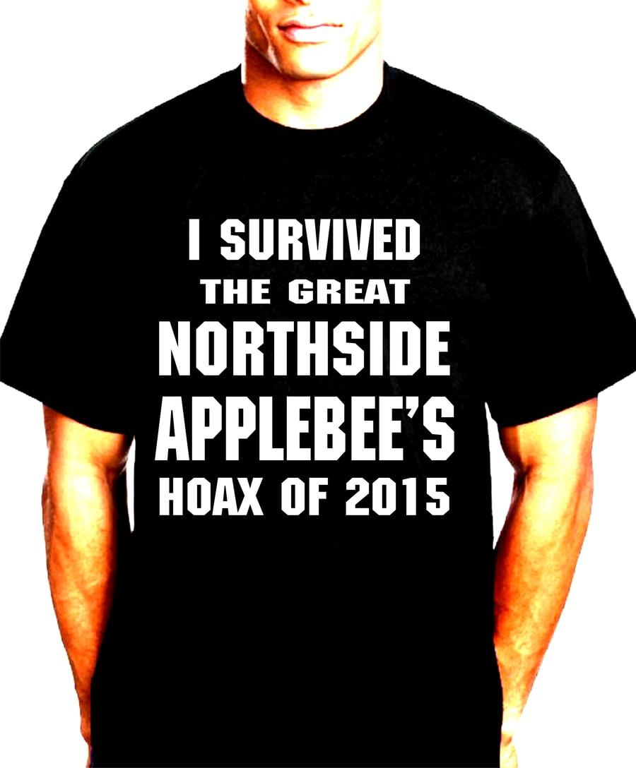 Image of NORTHSIDE APPLEBEE'S HOAX