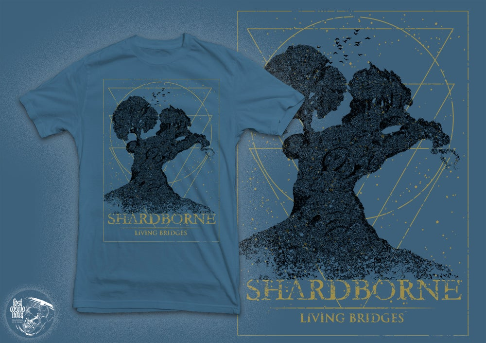 Image of Shardborne - Living Bridges - Indigo