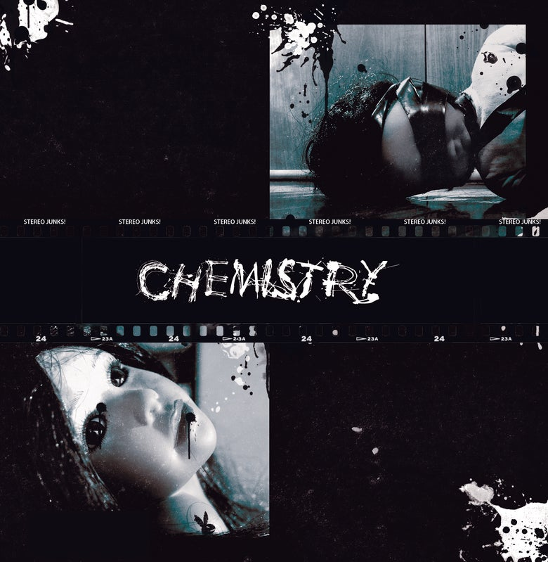 Image of Stereo Junks! - Chemistry  CD EP (2009)