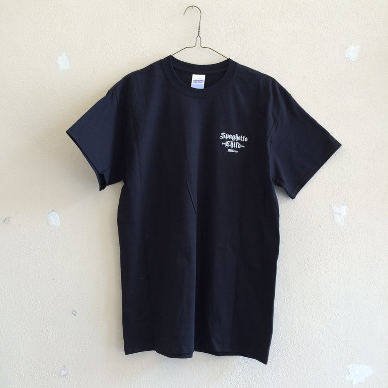 Image of Furgo Tee - Black