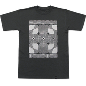 Image of Kah-o-shun Tee - Charcoal