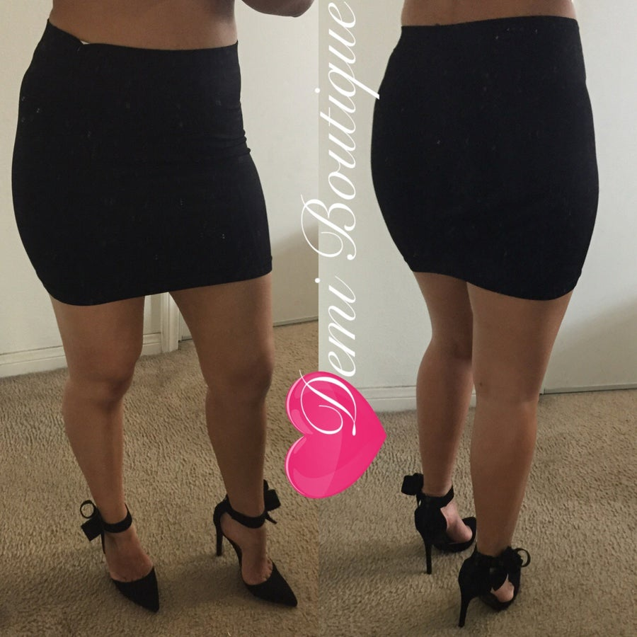 Image of Debajo Skirt