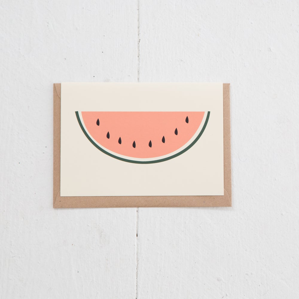 Image of Greeting Card | Watermelon