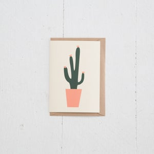 Image of Greeting Card | Cactus