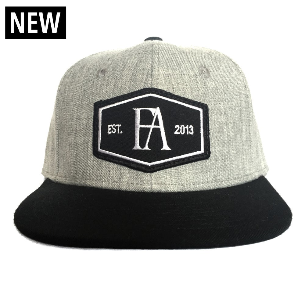 Image of F/A ALL DAY SNAPBACK