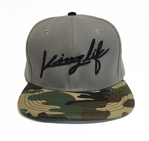Image of 2-TONE CAMO KINGLIFE