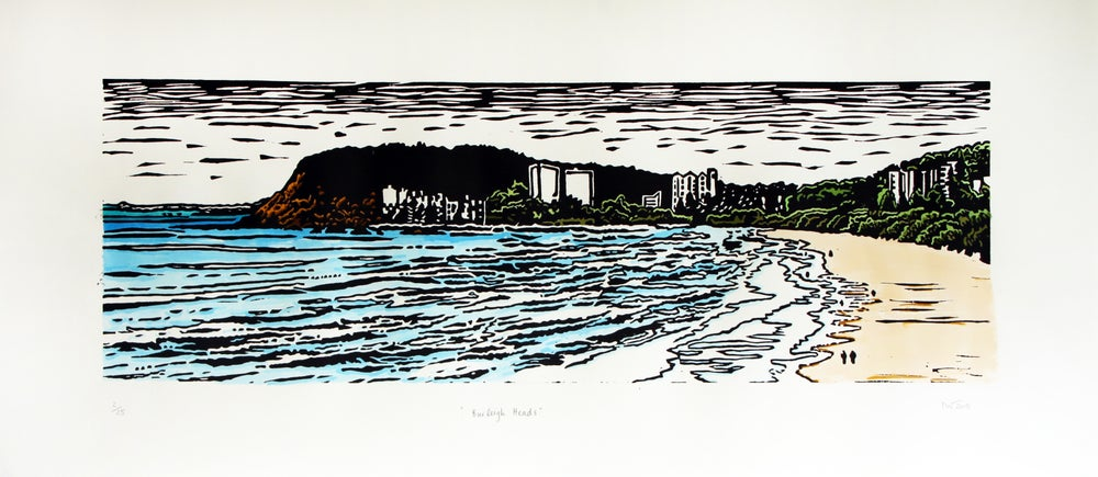 "Image of ""Burleigh Heads"" 2015"