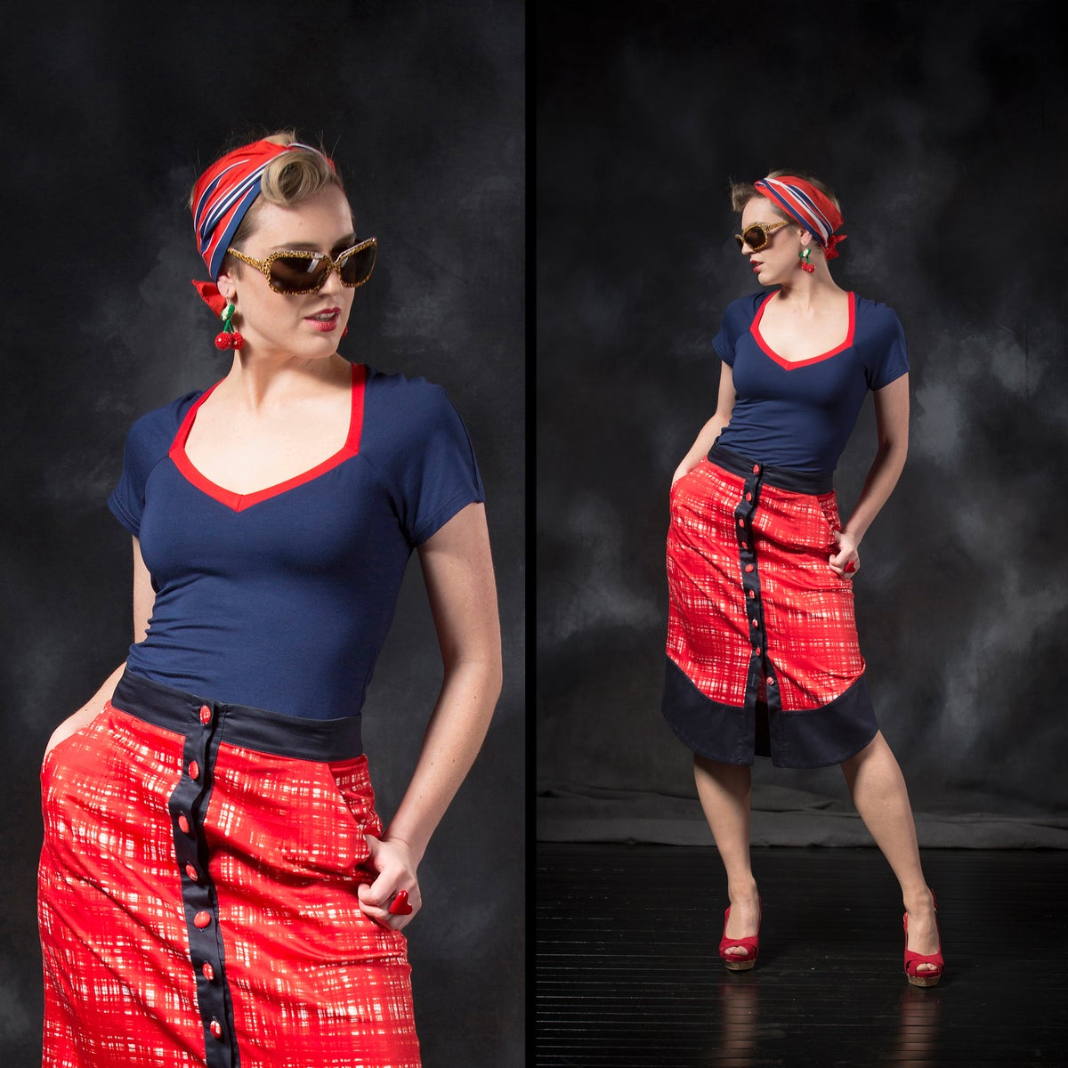 Image of SATOMI SKIRT (other options available)
