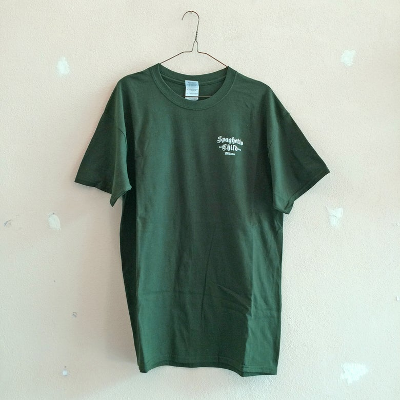Image of Furgo Tee - Forest Green